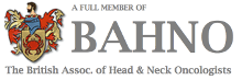 British Association of Head & Neck Oncologists logo