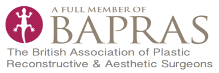 British Association of Plastic Reconstructive & Aesthetic Surgeons logo