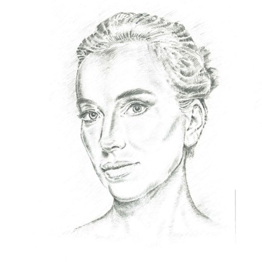 Louise – Rhinoplasty and facial augmentation