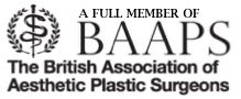 Full Member of British Association of Aesthetic Plastic Surgeons member logo
